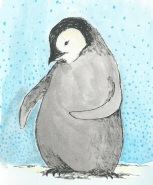 Penguin by Rebecca Bender