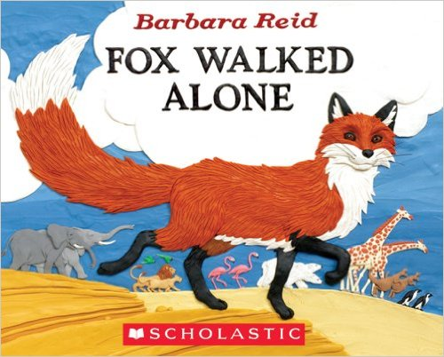 Fox Walked Alone by Barbara Reid