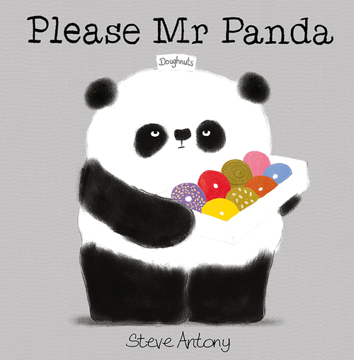 Please Mr. Panda by Steve Antony