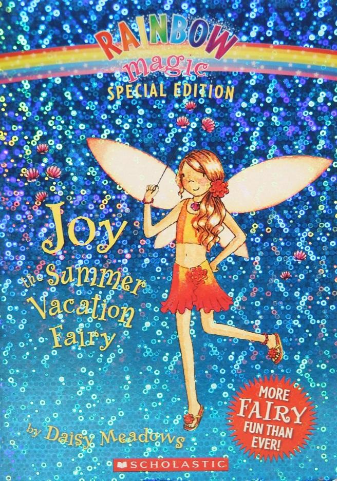 Rainbow magic fairy books 7 lot EUC